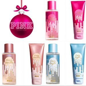 Victoria's Secret PINK Mist/Lotion Bundle NEW